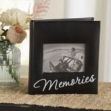 faux leather photo albums faux leather photo albums you ll wayfair