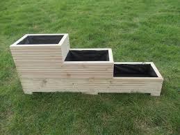wooden planter boxes are my new friends oaksenham com