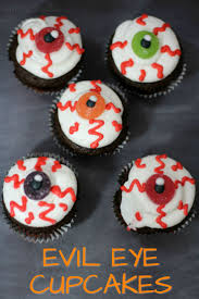 Halloween Cup Cakes by Eye Cupcakes
