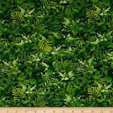 Jungle Home Decor Jurassic Jungle Foliage Green Discount Designer Fabric Fabric Com