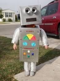 Kids Robot Halloween Costume 60 Science Halloween Costumes Kids Images