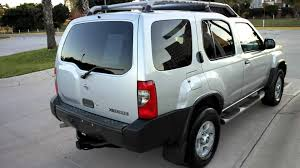 2003 nissan xterra lifted vendo nissan xterra 4x4 mod 2000 youtube