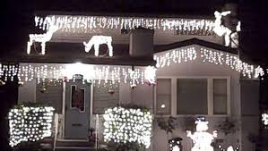 best exterior christmas lights christmas 2011 best outdoor christmas lights cbs news