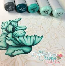 using copic markers tips and tricks my creative scoop