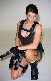 Lara Croft Tomb Raider Halloween Costume 30 Lara Croft Karima Adebibe Images Tomb