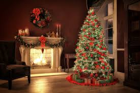 Christmas Livingroom by Christmas Tree Home House Shop Offices Decoration Ideas Decor On
