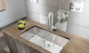 high end kitchen sinks blanco39s revolutionary new quatrus r15 stainless steel kitchen high