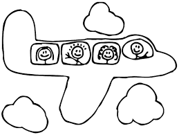 plane cartoon clipart library clip art library