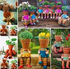 diy flower pot people pictures photos and images for facebook
