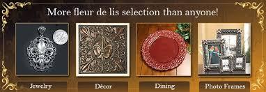 Fleur De Lis Decor Fleur De Lis Value Plus Home Decor And So Much More