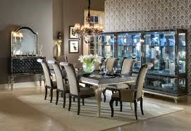 aico hollywood swank nu03000 dining room collection
