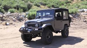 icon land cruiser new icon fj40 for sale now youtube