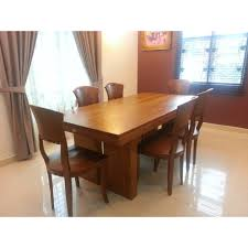 solid teak dining tables wooden dining tables teak dining table in