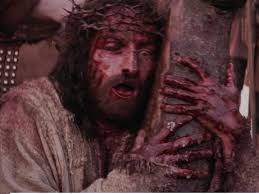 the passion of the christ the crucifixion the bible on film