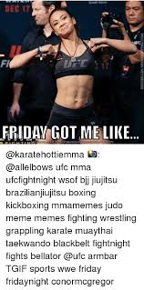 Karate Meme Generator - dec 17 friday gotmelike meme generator from http com down ufc