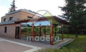 porches acristalados porches de madera acristalados en arroyomolinos otros inmuebles