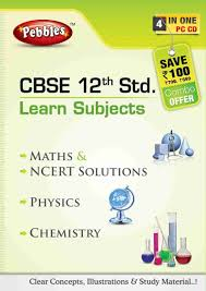 cbse 12th std learn subjects pebbles
