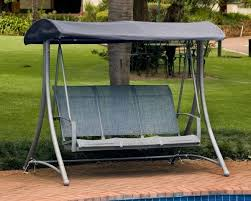 Patio Furniture Canopy Replacing The Canopy On A Patio Swing Thriftyfun