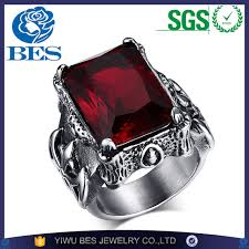 gothic ruby rings images China ruby stone finger ring wholesale alibaba jpg