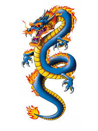 chinese dragon tattoo temporary tattoos for kids tattootatu