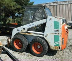 1982 bobcat 642 skid steer item ax9745 sold october 1 v