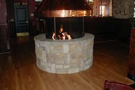 chimney fire pit ship design
