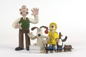 creation leblon delienne wallis gromit resin limited edition