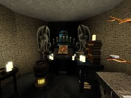 dark magic room by darasel on deviantart