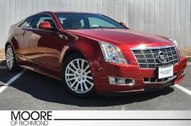 cadillac cts 3 2 richmond cts coupe vehicles for sale