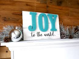 Craftcuts by Joy To The World Christmas Sign Craftcuts Com