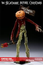 výrobci sideshow collectibles figurka pumpkin king the