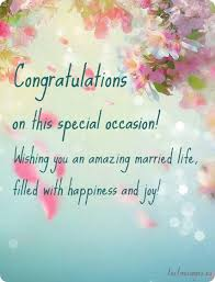 marriage congratulations message top 70 wishes for newly married with images
