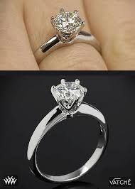 gold rings tiffany images Tiffany style rings diamond solitaire jpg