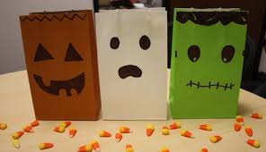 trick or treat bags 5 last minute diy trick or treat bags you can whip up at home