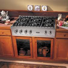 viking professional 5 series 36 inch 6 burner natural gas rangetop