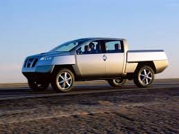 nissan blue truck truck rewind nissan alpha t concept foretelling the future of