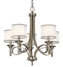 sausalito five light chandelier five light drum pendantr l ceiling fan kichler chandelier dover
