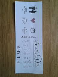 Create Your Own Save The Date Diy Save The Date Cards Any Idea Advice Pictures Please Wedding