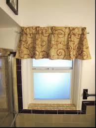 curtains for bathroom windows ideas curtain ideas for bathroom windows three easy ideas for no sew