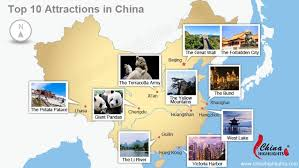 china s top ten attractions 10 must visit sights in china