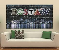 awesome boston wall graphic get yours here awesome boston wall graphic get yours here