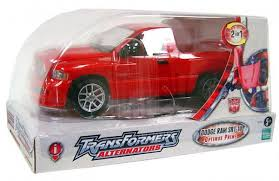 dodge ram toys transformers alternators dodge ram srt 10 optimus prime