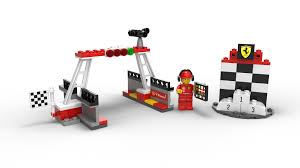 Finish Line Flag Second Wave Of Limited Edition Shell Lego Sets Make Their