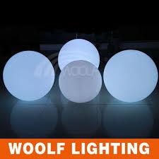 hollow plastic sphere color plastic sphere outdoor sphere lights