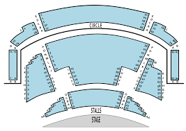 National Theatre Floor Plan by New London Theatre Seating Plan Really Useful Group