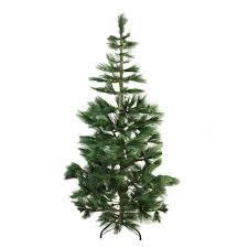 7 u0027 x 48 pre lit long needle pine artificial christmas tree warm