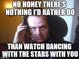 Funny Tv Memes - favorite dancing with the stars memes