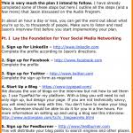 10 social media marketing plan sample meal plan spreadsheet