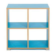 meq9021 bubblegum 4 cube backless room divider