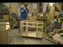 cabinet assembly custom bathroom vanities part 6 of 11 youtube